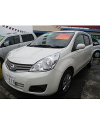 NISSAN NOTE 2009 15X