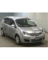 NISSAN NOTE 2010 15X