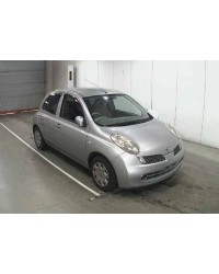 NISSAN MARCH 12S 2006