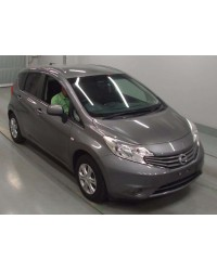 NISSAN NOTE X 2013