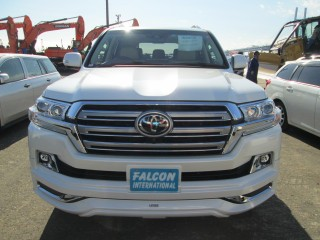 TOYOTA LAND CRUISER ZX 2017